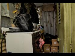 Convinced that ghosts are in her house, located on East Street in Kingston, this woman has stopped cooking in her house.