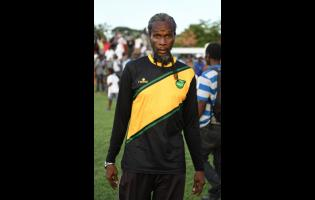 Danny Beckford, president of the St Ann Football Association.